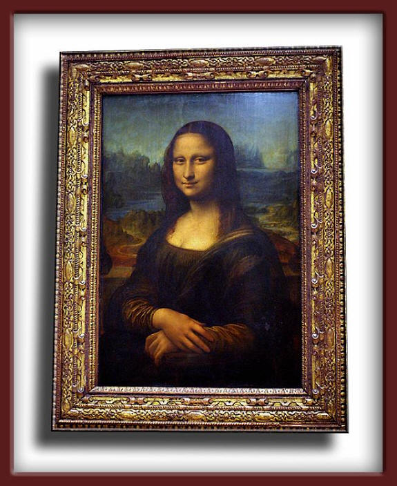 Famous French Paintings In The Louvre