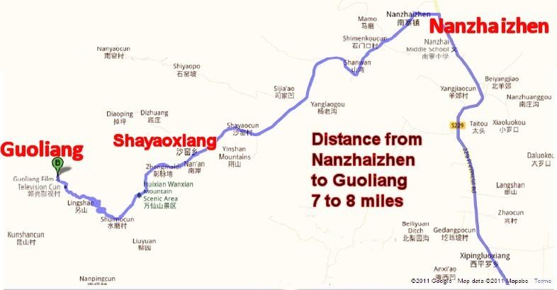 Guoliang Maps