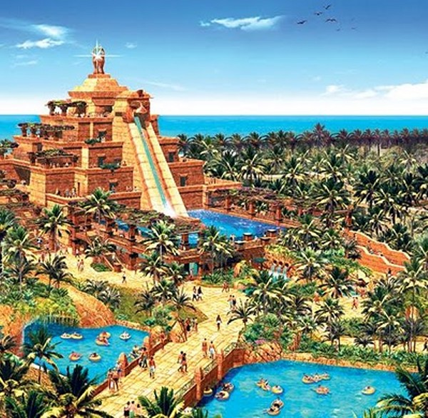It Is So Beautiful That I Find It Equal To The Fantasy Drawings Of The  Ancient Atlantis. This Place Is Stunning.
