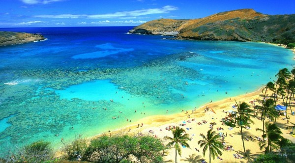 Topicks Top 10 Most Beautiful Beaches In The World