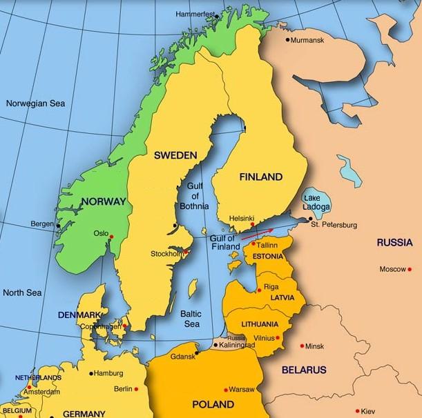 baltic sea glass denmark