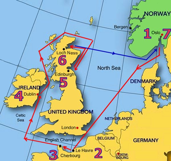 Norway On Map Of Europe.Oslo Europe Exodoinvest