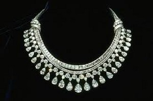 Essays on the diamond necklace