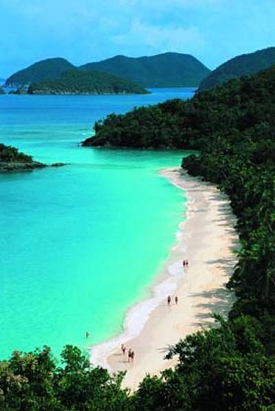 Virgin Islands - Hawaiian islands cruise